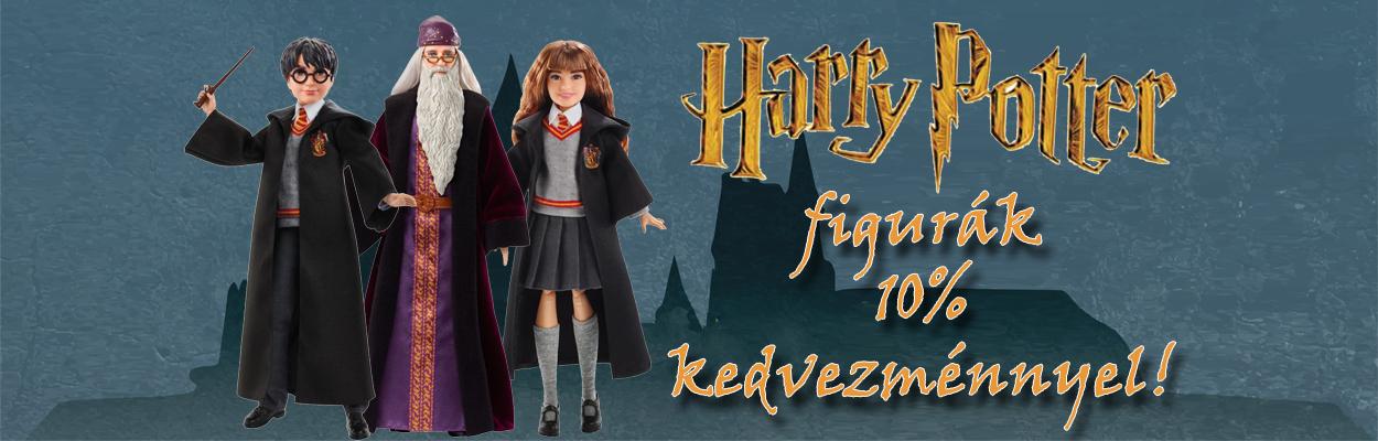 Harry Potter figurák