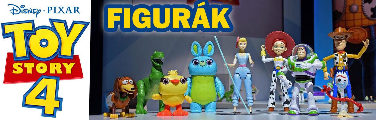 Toy Story 4 figurák