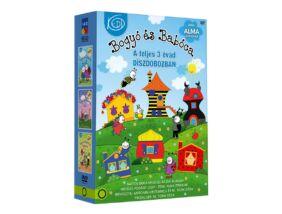 Bogyó és Babóca DVD - A teljes 3 évad díszcsomagolásban
