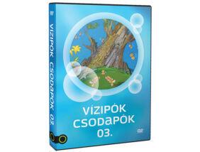 Vízipók csodapók 3. Dvd