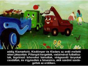 Diafilm - Kismarkoló