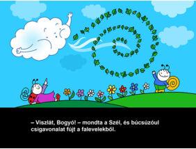 Bogyó és Babóca-Bogyó és a szél