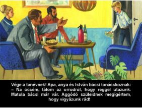 Diafilm-Tüskevár
