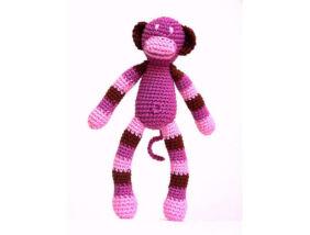 Mamazon-Horgolt majom lány