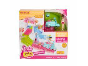 Barbie on the Go: Baba járművel játékszett