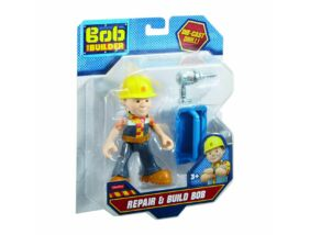 Bob, az építőmester Mini figurák