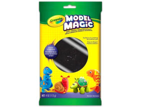 Crayola - Gyurmavarázs fekete