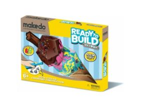 """Makedo-""""Ready to Build"""" Fagyi"""
