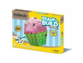 "Makedo-""Ready to Build"" Süti"