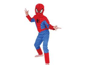 Pókember gyerekjelmez