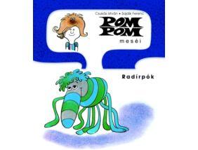 Pom Pom meséi - A Radírpók