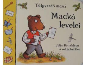 Tölgyerdő meséi - Mackó levelei