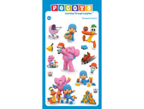 Pocoyo matricacsomag - Játékok