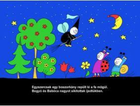 Diafilm - A boszorkányok Bogyó és Babóca