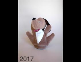 Kicsi kesztyűbáb - Kutya