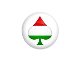 Kedd kitűző - Zászló - Minta 2