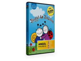 Bogyó és Babóca DVD 1. évad - 13 mese