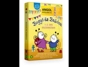 Bogyó és Babóca DVD 1-2. évadok díszcsomagolásban
