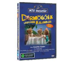 Dörmögőék legújabb kalandjai DVD