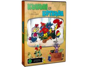 Kukori és Kotkoda 1. DVD