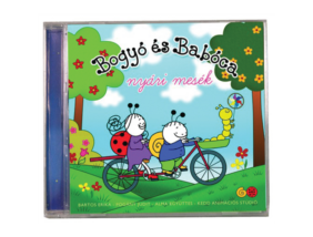 Bogyó és Babóca hangoskönyv - Nyári mesék