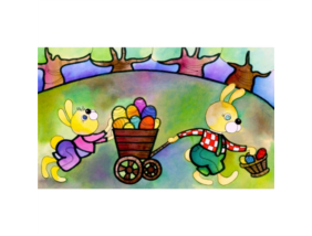 Diafilm - Húsvéti tojások
