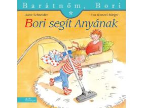Bori segít anyának