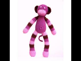 Mamazon - Horgolt majom lány