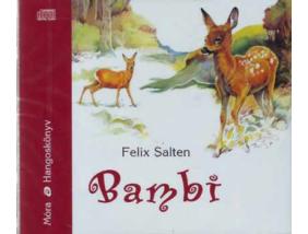 Bambi - hangoskönyv (5CD)