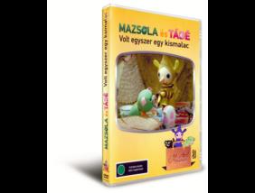 Mazsola és Tádé - Volt egyszer egy kismalac DVD