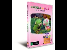 Mazsola és Tádé - Hol az a Tádé? DVD