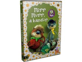 Mirr Murr, a kandúr 2. DVD