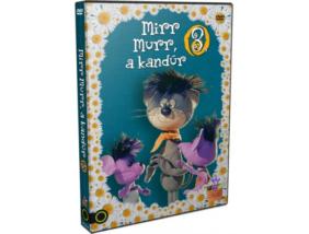 Mirr Murr, a kandúr 3. DVD
