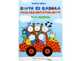 Bogyó és Babóca foglalkoztatókönyv - 12 új mesével