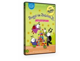 Bogyó és Babóca DVD 3. évad - Játszótársak