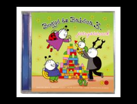 Bogyó és Babóca hangoskönyv - Játszótársak