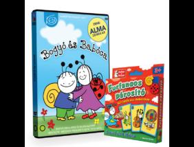 Bogyó és Babóca DVD 1. és Furfangos párosító - Ajándékcsomag