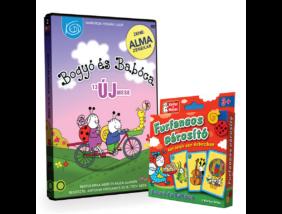Bogyó és Babóca DVD 2. és Furfangos párosító - Ajándékcsomag