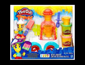 Play-Doh - Jégkrémes kocsi gyurmakészlet