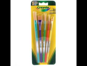 Crayola - Standard Ecset készlet - 5 db-os