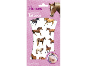 Lovas tetováló matrica