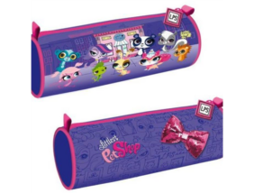 Littlest Pet Shop - Tolltartó henger - lila