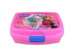 Jégvarázs - Uzsonnás doboz - rózsaszín
