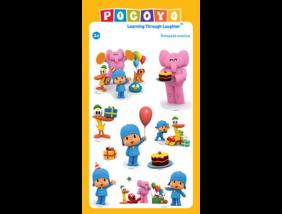 Pocoyo matricacsomag - Bulizás