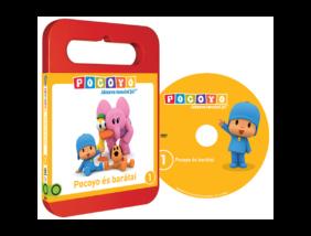 POCOYO DVD 1. - Pocoyo és barátai