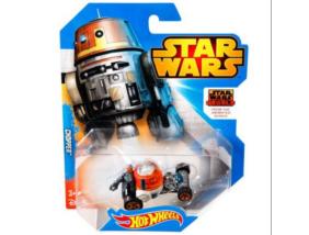 Hot Wheels - Star Wars - Karakter Kisautók