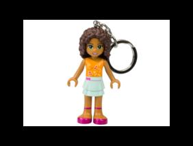 LEGO Friends - Világító Kulcstartó - Andrea