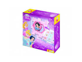 Disney - Hercegnők Formaberakó Puzzle