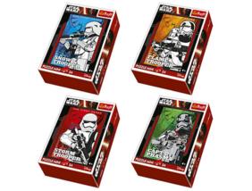 Trefl - Star Wars - mini puzzle, 54 db-os