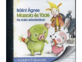 Mazsola és Tádé - hangoskönyv